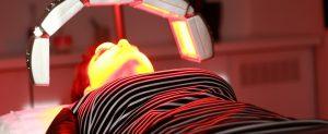 soin visage anti-ride thérapie par LED centre de bien être illis Bordeaux